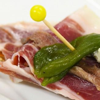 Tapas Caviar De Légumes Magret Fumé Tomate Confite